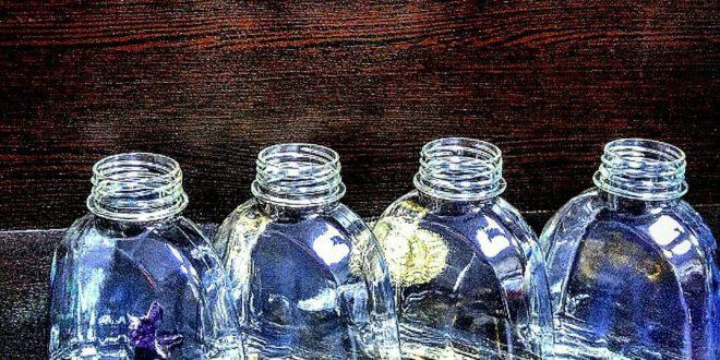 تولید بطری پلاستیکی