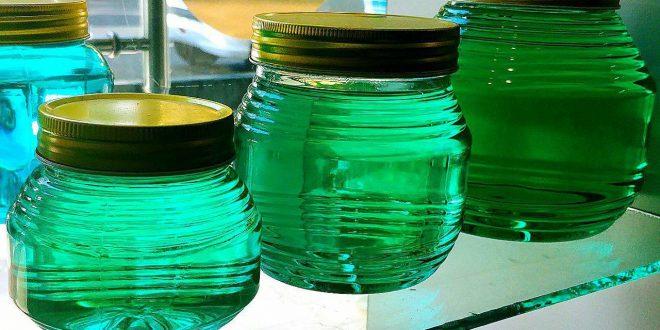 ظروف پلاستیکی عسل