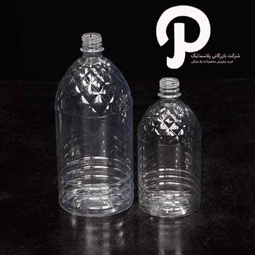 بطری پلاستیکی دوغ