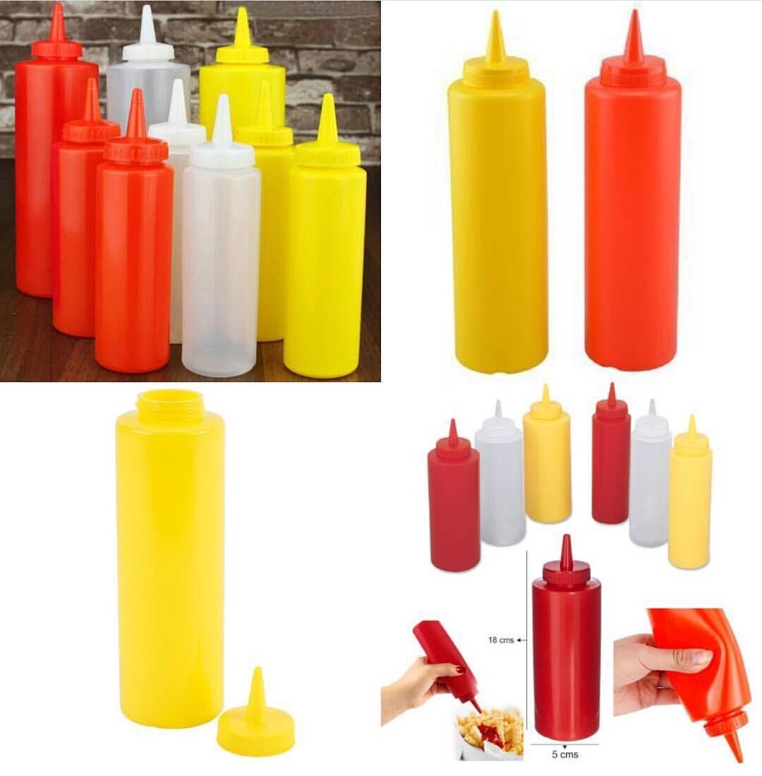 ظروف پلاستیکی سس