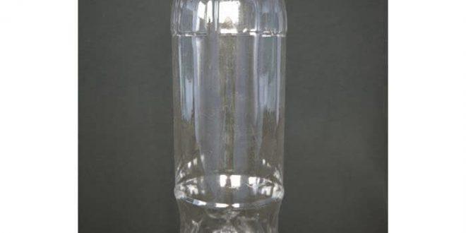 بطری پلاستیکی فراز یک لیتری