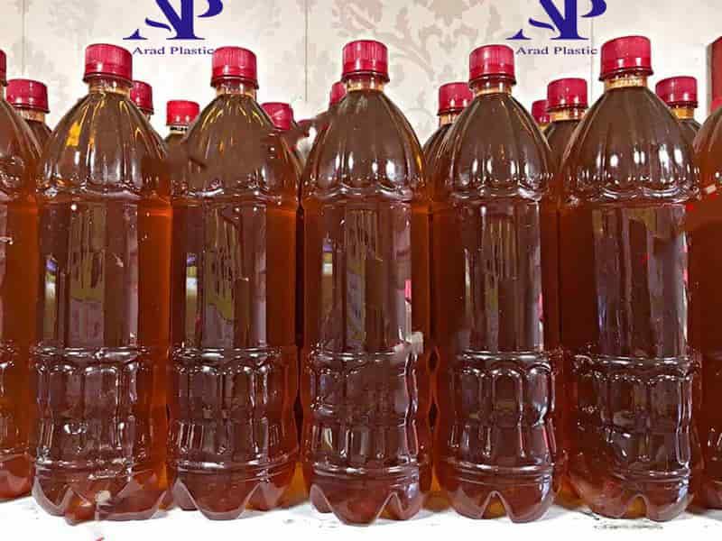بطری پلاستیکی آبغوره