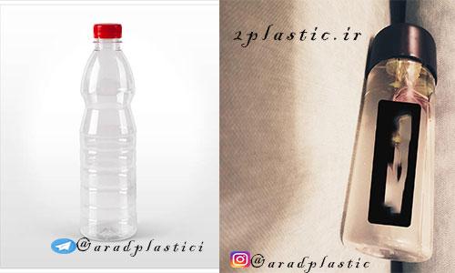 بطری پت دهانه 38